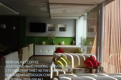 CẢI TẠO SỬA CHỮA MỚI QUÁN CAFE