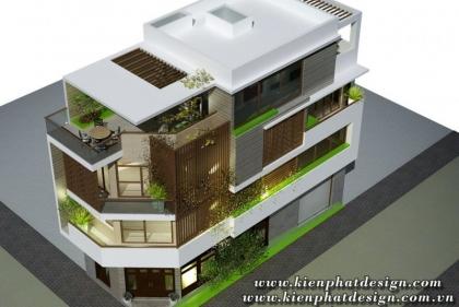 Đơn giá thiết kế kiến trúc